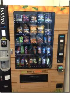 A Healthier Vending Machine