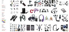 mobile accessories only