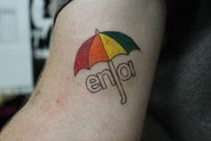 One of the interesting tattoo designs that you can come up with is one featuring the umbrella. It is one design element that the whole world is familiar with.