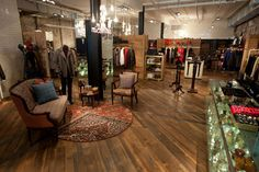 Ted Baker store in Meatpacking, NYC Baker Store, Retail Interior, Retail Therapy, Retail Design, Visual Merchandising, Gq, Ted Baker, Inspiration, Home Decor
