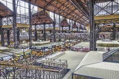 Grand Market Hall #Budapest (by Daniele Jadicicco) #Hungary #Europe #travel