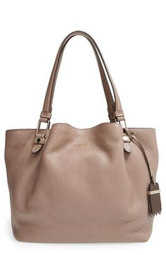 Tod's 'Medium Flower' Leather Tote available at #Nordstrom