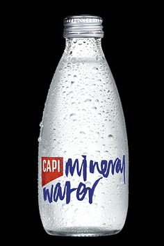 CAPI - MINERAL WATER