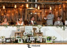 Our stage sees all kinds of set ups, but more importantly, all kinds of special moments just like this toast. Check out the feature photos at front! Photo credit: Fineline