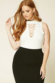 14b8ff831e2 Forever 21. Trendy Plus Size ...