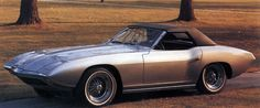 Ford XP Bordinat Cobra, 1965