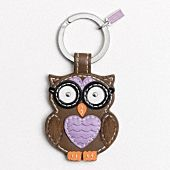 Owl key ring from Coach!