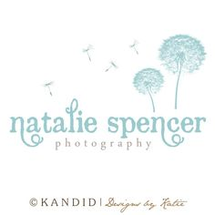 Custom Premade Logo and Watermark for Your by KMarshPhotos on Etsy, $35.00