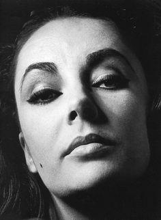 Elizabeth Taylor // by Bert Stern