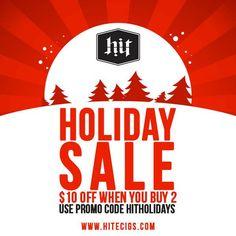 Save big this holiday season!!