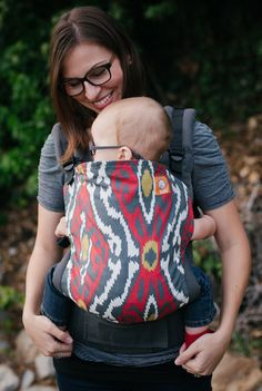 TULA Baby Carriers | Everest - Tula Ergonomic Baby Carrier-such cute baby carriers!
