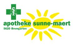 Apotheke Sunne Märt AG - Ihre Apotheke in der Region Bremgarten - Medikamente - Kosmetikartikel - Homöopathie - Hörgeräte