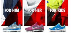 Are your friends and family into sports and sports wear?  NIKE have a new section on their site – Gifts. The NIKE gifting section helps you decide what gifts you can get for your friends and family by narrowing people down by their characteristics or preferred sport. You can also customise items specifically to their taste.   There's More Information at  http://ozsportsreviews.com/2012/06/sports-promotions-and-discounts/