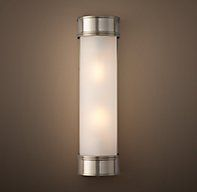 RH's Kent Sconce:Fittings in England's grand 19th-century hotels inspired this collection, with its understated elegance and heirloom quality.