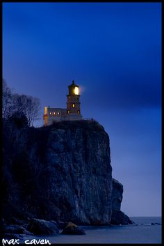 Split Rock Light House - Minnesota  This would make a great weekend trip for me!