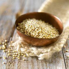 4 formas originales de preparar la quinoa y que te quede perfecta Muesli, Cereal Sin Gluten, Cocina Natural, Base Foods, Plant Based Recipes, Healthy Recipes, Healthy Food, Fresco, Gastronomia