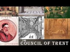 CCTimelineW14  Council of Trent (Not addressed until 8:15 into the video.)  There is a lot of information on the Protestant Reformation & even the 30 years war following the Council of Trent.