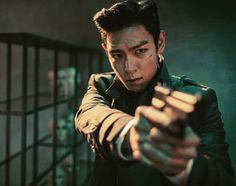 T.O.P. Releases Teaser Photos for New Film 'Out of Control' | Koogle TV