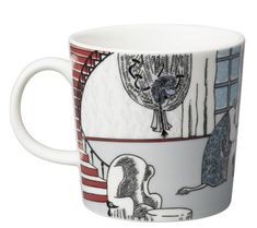 Moomin Mug L Winter 2015 Hibernation Arabia for sale online Moomin Mugs, Tove Jansson, Fuzzy Felt, Kitchenware, Tableware, Stop Motion, Ceramics, Ebay, Home Decor