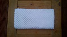 Cyber monday sale. Crochet Baby blanket. Cot/crib/christening blanket