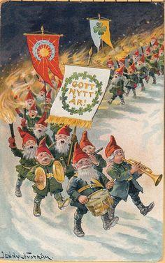 Jenny Nystrom | Jenny Nystrom | Old Fashioned Christmas