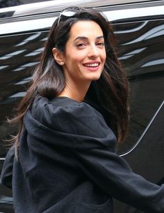 Amal Alamuddin. Be a trailblazer.