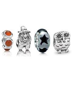 Pandora Halloween Night Charm Set  $165.00