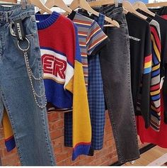 Grunge outfits for any season 80s Fashion, Look Fashion, Vintage Fashion, Fashion Outfits, Thrift Fashion, Fashion Belts, Womens Fashion, Look 80s, Look Retro