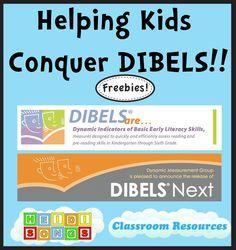 Helping Kids Conquer DIBELS!