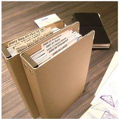 Midori TRAVELER'S Notebook // Refill 011 : Binder | The Journal Shop