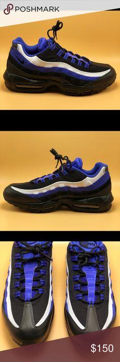 "brand new e4d3a 7897e Nike Air Max 95 ""Persian Violet"" The Nike Air Max 95 really needs no"