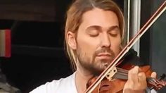 David Garrett, R.Chailly, Filarmonica della Scala, Rehearsal