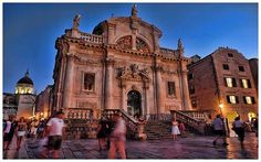 Church of St. Blaise ... Dubrovnik, Croatia