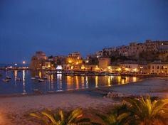 Castellare del Golfo - Sicily, western coast