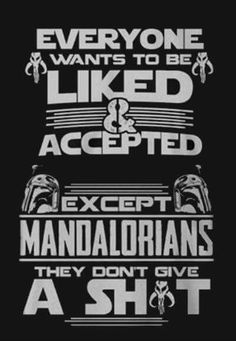 That's because they know they're awesome XD Boba Fett Mandalorian, Mandalorian Cosplay, Sience Fiction, Star Wars Facts, Star Wars Images, Star Wars Rebels, Bounty Hunter, Sci Fi, Nightwing Cosplay