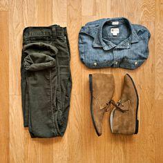 men, oxfords, jean, green, mens fashion