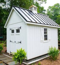 Storage Shed Decorating Ideas - Landscaping & Outdoor Inspiration ...
