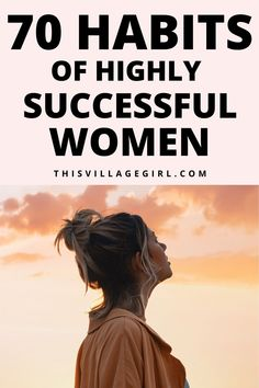 want to know why successful women are successful? here are 70 things that they keep on doing. #personalgrwoth #girlboss #selflove #success #womenempowerment