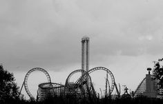 #Abandoned #Amusement Park