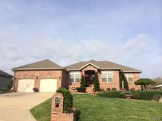Wonderful Location, Home With 5 bedroom 3 baths, full walk out basement, Main level living room with a gas log fireplace, formal dining room with hardwood floors, large kitchen with oak cabinets, pantry & snack bar, master bedroom has a walk in closet, whirlpool tub in Lebanon,MO