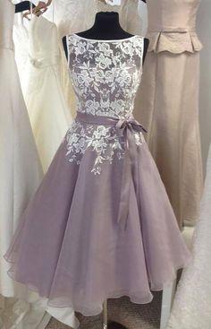 Short Homecoming Dress Wedding Party Dress SP1059