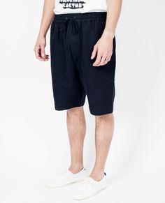 CHAPTER Lam Shorts / Black