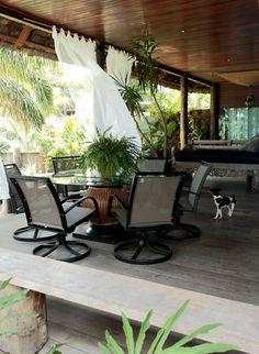 Casa de praia na Praia do Marahu, Ilha do Mosqueiro, Pará | Ana Perlla e José Júnior