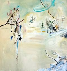 Anna Tuori Never happened acryl and oil on linen Scandinavian Art, Finland, Painting & Drawing, Henna, Sculptures, Sketches, Museum, Drawings, Illustration