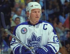 Mats Sundin | Toronto Maple Leafs | NHL | Hockey