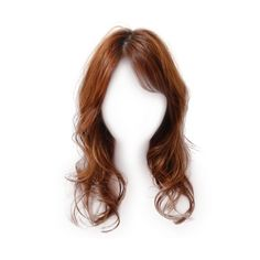 Hairstyles ❤ liked on Polyvore featuring hair, hairstyles, wigs, doll hair and dolls parts hair
