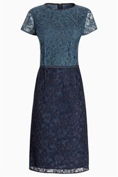 Buy Lace Shift Dress from the Next UK online shop