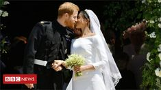 Royal wedding 2018: Prince Harry and Meghan married at Windsor - BBC News