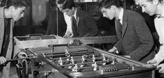 Better way to spend time on the internet...read articles from the Smithsonian Museum! This one is on the history of foosball.