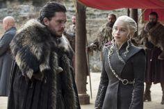 """'Game Of Thrones' Kit Harington On Tonight's Finale & Season 8 """"Bloodbath"""""""